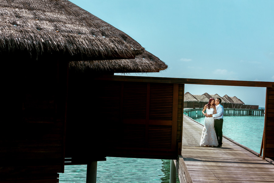 wedding maldives
